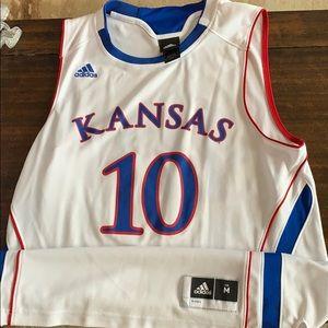 Men's Kansas Basketball Jersey Medium